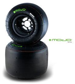 MOJO D5 レーシングカート用 タイヤ 前/後1セット