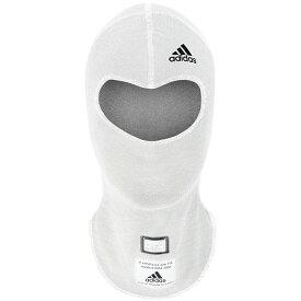 adidas アディダス フェイスマスク TECH-FIT ホワイト NOMEX BALACLAVA 1ホール FIA8856-2000公認 (F93232)