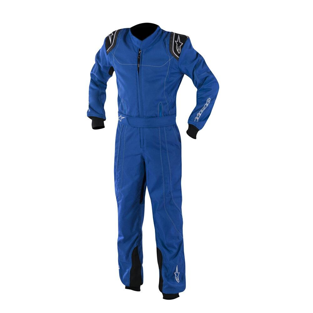アウトレット! アルパインスターズ DELTA SUIT (デルタ) BLUE (70) レーシングスーツ FIA8856-2000公認モデル (3355517)