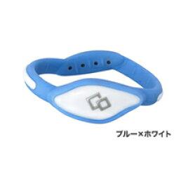 Colantotte コラントッテ フレックス ループ ブルー×ホワイト L サイズ (ACFL31L)