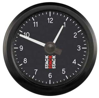 STACK (스택) ST3317 52mm 직경 아날로그 시계 (67325)