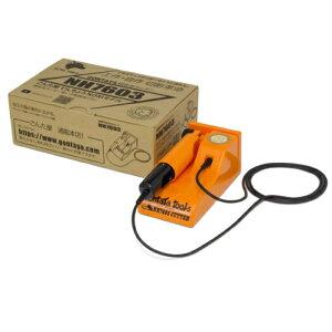 ごんた屋 GONTAYA 超音波カッター NH7603 オレンジ (NH7603)