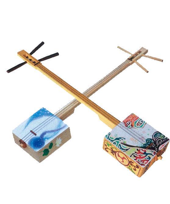 【お取寄せ商品】ファイバー三線キット【夏休み自由研究&工作】沖縄伝統の三線を作ってみよう!