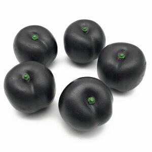 食品サンプル 南国フルーツ マンゴスチン 葉っぱなし 5個セット