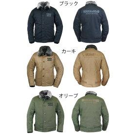 【送料無料】ラフ&ロード★N-1RボアウインタージャケットFP 胸・肩・肘・脊椎パッド標準装備 RR7691