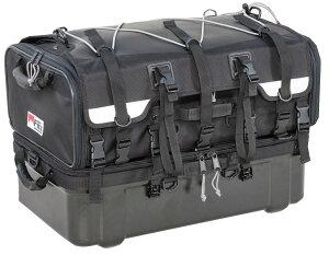 【送料無料】タナックス TANAX★グランドシートバッグ 容量70L(上部40L/下部30L) ブラック MFK-222