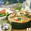 APELUCAピザオーブンピザ釡ピザ窯オーブンアウトドア調理器具キッチングッズキッチン北欧シンプルステンレスかっこいいピザ焼き機家庭用ピザオーブンオーブントースター炭火コンロ屋外キャンプ