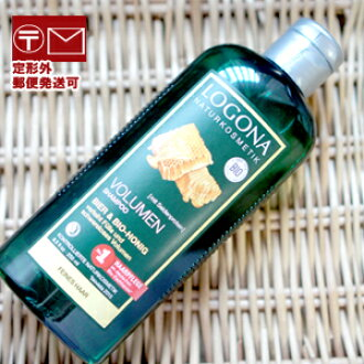 Logon volume shampoo beer & honey 250 ml; P19Jul15