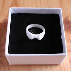 【レターパックお届けにて送料無料】SUGAI WORLDスガイワールドE-Ring(エリング)ホワイト