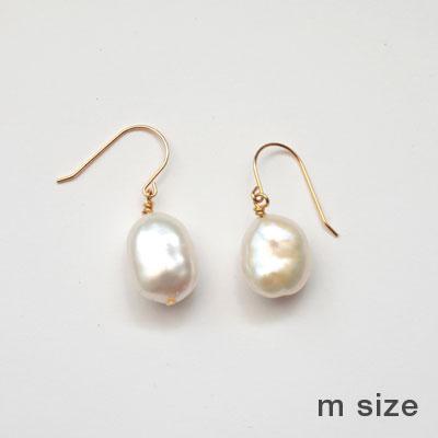 Laboratorium(ラボラトリウム)keshi pearl fooksサイズ/mサイズ