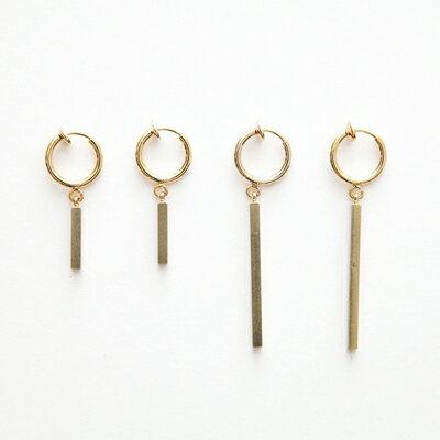 Laboratoriumstick earring