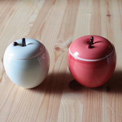 【送料無料】【楽ギフ_包装】lilldesignlabAPPLE POT アップルポットBlue/Red