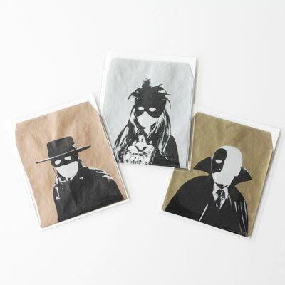 仮装ポチ袋〈3枚入り〉