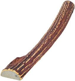 【 20cm 大型犬 縦割り 】鹿の角 半割り 犬 おもちゃ 無添加 おやつ エゾジカ 国産 鹿 角 ガム デンタルケア monolife