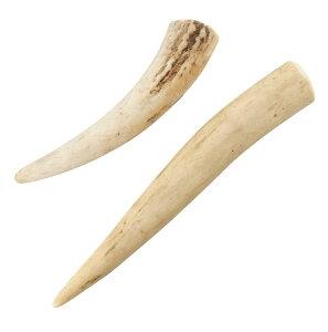 【 約 10cm(大) 1本 / 7cm(小) 1本 】 鹿の角 小型犬 犬 おもちゃ 無添加 おやつ エゾジカ 鹿 角 ガム monolife