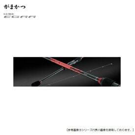 【25日はポイントアップDAY】がまかつ ラグゼ EGRR S82M 送料無料 [ロッド3]