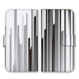手帳型 全機種対応 ケース SIMフリー対応 スマホ スマートフォン iPhoneX/XS Max XR対応ケース 立体 しましま マルチ ストライプ 縦縞 まっすぐ イレギュラー お洒落 かっこいい かわいい 白 緑 カーキ シンプル set11007