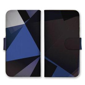 手帳型 全機種対応 ケース SIMフリー対応 スマホ スマートフォン iPhone11 X/XS Max対応ケース 反射 上品 高級 キラキラ アート アート柄 デザイン シンプル お洒落 クリスタル 光 鮮やか 黒 青 紫 緑 茶 折り紙 set11102