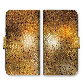 手帳型 全機種対応 ケース SIMフリー対応 スマホ スマートフォン iPhoneX/XS Max XR対応ケース デザイン カラフル 個性的 ドット 点々 柄 模様 個性的 光 網目 綺麗 お洒落 水玉 芸術 アート カーキ 迷彩 カモフラ set11321