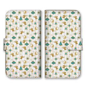 全機種対応 手帳型 スマホケース SIMフリー対応 天使 パール ツリー 星 STAR ベル 鈴 太陽 月 真珠 落ち着いた 大人っぽい 個性的 ポップ スケッチ 緑 グリーン 黄緑 イエロー set12151 iPhone12 11 Pro Max SE(第2世代) XS Galaxy Xperia AQUOS