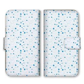 全機種対応 手帳型 スマホケース SIMフリー対応 ハート 星 STAR 柄 総柄 ペイズリー 模様 奇抜 デザイン アート 派手 グラフィック ポップ 人気 黄 イエロー 緑 グリーン set12156 iPhone12 11 Pro Max SE(第2世代) XS Galaxy Xperia AQUOS