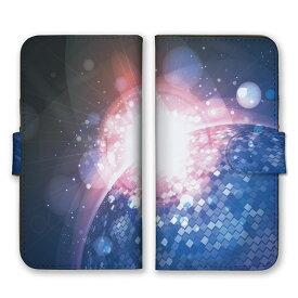 手帳型 全機種対応 ケース SIMフリー対応 スマホ スマートフォン iPhoneX/XS Max XR対応ケース点々 星 STAR 光 神秘 芸術 デザイン アート オーロラ 幻想的 模様 ミラーボール 個性的 奇抜 グリーン イエロー オレンジ set13134