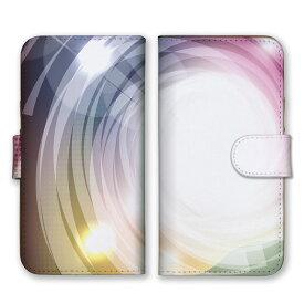 全機種対応 手帳型 スマホケース SIMフリー対応 地球 宇宙 星 STAR 光 芸術 デザイン アート オーロラ 幻想的 模様 ミラーボール 個性的 奇抜 ホワイト ピンク イエロー set13204 iPhone12 11 Pro Max SE(第2世代) XS Galaxy Xperia AQUOS