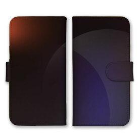 手帳型 全機種対応 ケース SIMフリー対応 スマホ スマートフォン iPhoneX/XS Max XR対応ケース丸 楕円 波紋 神秘 芸術 デザイン アート 柄 模様 グラデーション 派手 奇抜 ハード 個性的 赤 アネモネ ピンク 牡丹紅 set13421