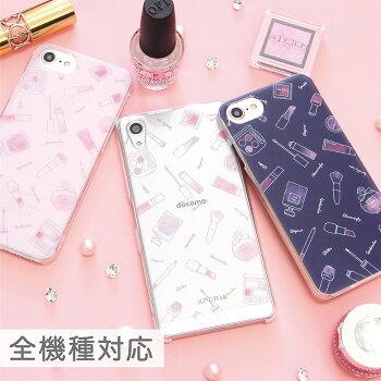 iPhone6s/コスメ/AQUOS/XPERIA/GALAXY/ジャケット/カバー/iphone5s/スマホケース/シンプル/かわいい/ピンク/アイフォン6s