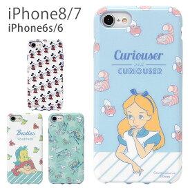 f7d4fc0b4f iPhone8 iPhone7 ケース シリコン キャラクター ディズニー ソフト | かわいい iPhone スマホケース おしゃれ スマホ  ミッキー 8 スマホカバー