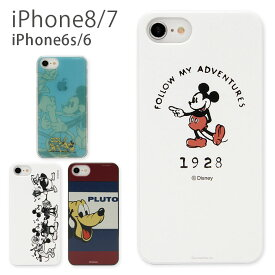89427bb14e iPhone8 iphone7 ケース ディズニー Beyond Imagination ハードケース スマホケース カバー アイフォン8 クリア  プルート ミッキーマウス ドナルド | iphone 7ケース ...