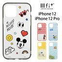 IIIIfit clear ディズニー iPhone12 iPhone 12 pro ハードケース クリア iPhone12pro スマホケース ケース キャラクター ミッキー ドナルド カバー アイフォン iPhone 12pro ハードカバー ジャケット かわいい アイホン オシャレ