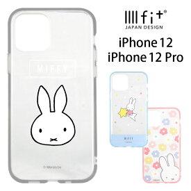 IIIIfit clear ミッフィー iPhone12 iPhone 12 pro ハードケース クリア iPhone12pro スマホケース ケース キャラクター 花柄 シンプル カバー アイフォン 12pro ハードカバー ジャケット かわいい アイホン オシャレ | イーフィット iphoneケース アイフォン12 アイホン12