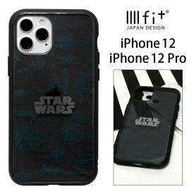 IIIIfit clear スターウォーズ iPhone12 iPhone 12 pro ハードケース STAR WARS iPhone12pro スマホケース ケース キャラクター クリア カバー アイフォン iPhone 12pro ハードカバー ジャケット 戦闘機 アイホン オシャレ