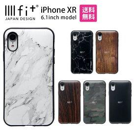 IIIIfit Premium イーフィット iPhone XR 6.1インチモデル対応 耐衝撃 スマホカバー グッズ アイフォンXR | かわいい スマホケース ケース iphoneケース スマホ iphonexr アイフォンxrケース カバー おしゃれ アイホンxrケース アイフォンケース アイホンxr アイフォーンxr