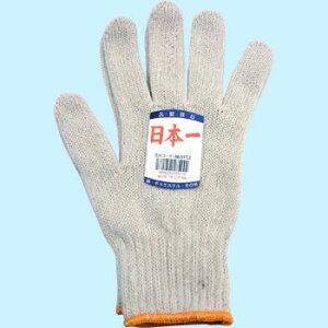 ◆大特価◆MonotaRO 綿特日本一軍手600g(キナリ) 1双 1ダース◆作業用手袋◆