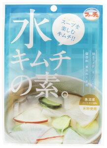 送料無料 [ファーチェ] 水キムチの素 30g×2/韓国食品/切ってまぜるだけ/花菜/ファーチェ/キムチの素/韓国料理/水キムチ