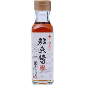 魚醤 大分 鮎 鮎魚醤 九州 醤油 しょうゆ まるはら 鮎魚醤 115ml
