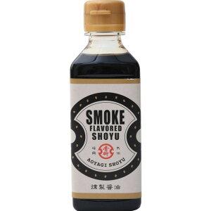 博多 醤油 濃口 甘口 老舗 九州 福岡 うすくち 淡口 [青柳醤油] 燻製醤油 150ml