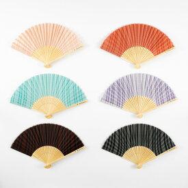 博多織 扇子 母の日 父の日 敬老の日 日本製 サヌイ織物 [サヌイ織物] 博多織 扇子 セット /工芸品 40g
