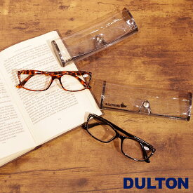 メール便 老眼鏡 おしゃれ レディース メンズ DULTON ダルトン リーディンググラス シニアグラス 女性 READING GLASSES デミ/ブラック YGF74 老眼 1.0 1.5 2.0 2.5 眼鏡 メガネケース付き プレゼント ギフト 父の日 母の日 敬老の日