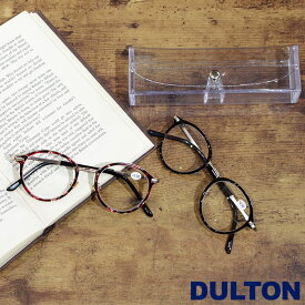 メール便 老眼鏡 おしゃれ レディース メンズ DULTON ダルトン リーディンググラス シニアグラス 女性 READING GLASSES レッド/ブラック YGJ112 老眼 1.0 1.5 2.0 2.5 眼鏡 メガネケース付き プレゼント ギフト 父の日 母の日 敬老の日