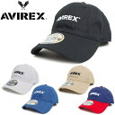 dda1ad1b6e4 All five colors of 14916700 red-throated loon Rex cap hat LOGO LOW CAP  men s AVIREX low cap fashion brands