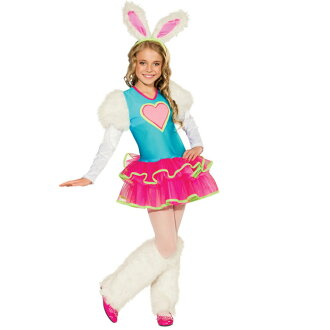 할로윈 의상 아이 코스프레코스츄무 여자 아이 가장 Honey Bunny 바니 가장 이벤트 할로인 할로윈 파티 Halloween