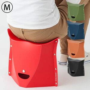 折りたたみ 椅子 軽量 コンパクト 折りたたみ椅子 SOLCION PATATTO パタット 250 スツール イス 全5色 コンパクトチェア 背もたれなし 丈夫 作業椅子 簡易椅子 玄関スツール アウトドア 運動会 ア