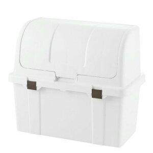 送料無料 ゴミ箱 屋外 大容量 220L トラッシュコンテナ SP 大型ダストボックス ごみ箱 収納庫 用具入れ ダストボックス ゴミ収集庫 分別軒下 ベランダ バルコニー