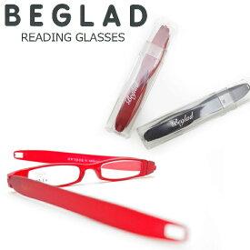 老眼鏡 折りたたみ 老眼鏡 おしゃれ シニアグラス 度数 1.0 - 2.5 BGL1003 メガネケース付き 携帯用 リーディンググラス メガネ 眼鏡 エレガント コンパクト 携帯 2個以上ご購入で メール便