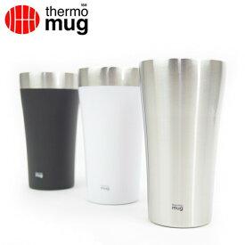 サーモマグ タンブラー thermo mug タンブラー 400ml チアーズ M CH15-40 真空断熱2重構造 タンブラー ご家庭で オフィスで プレゼント ギフト