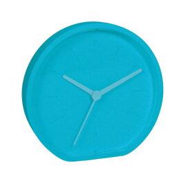 【全商品ポイント10倍】 LEXON レクソン BSIDE CLOCK ビサイド クロック 置時計 時計 Lサイズ マットアズール LR123-BA