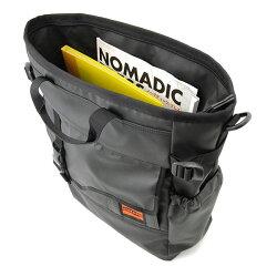 NOMADIC(ノーマディック)[TARPAULIN(ターポリン)]3WAYトートバッグ(TP-34)